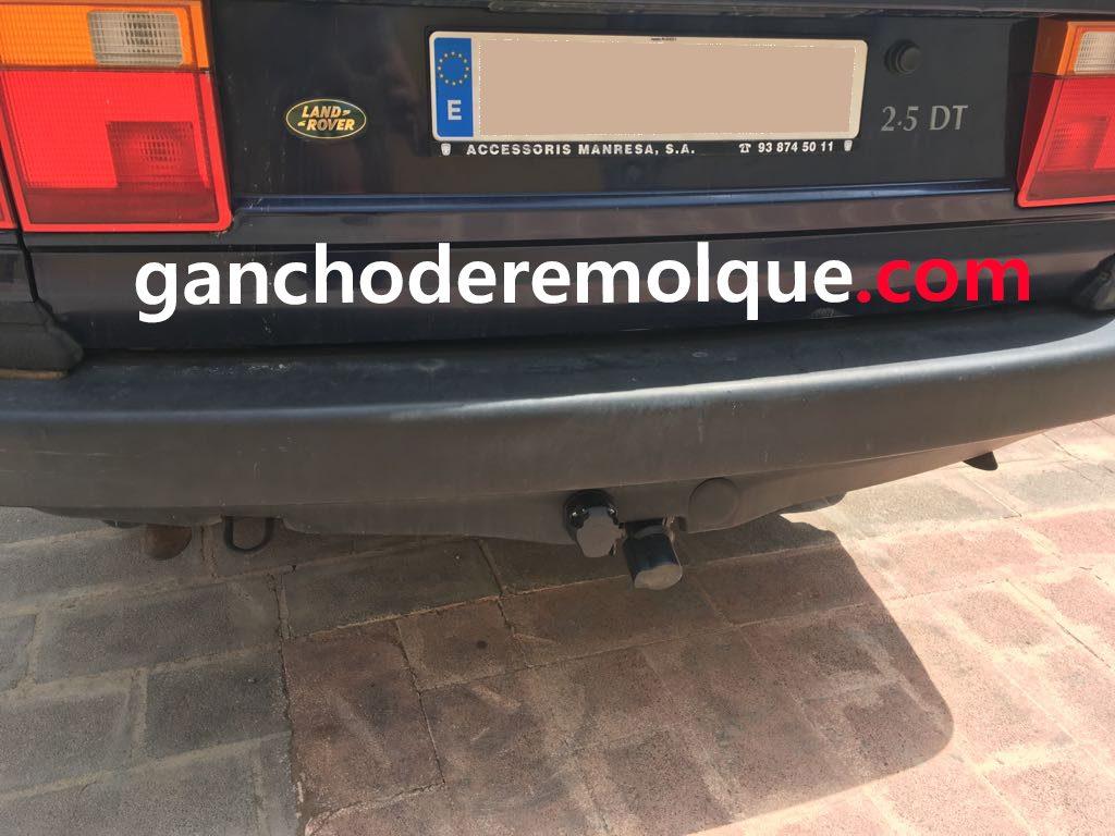 Land Rover Range Rover gancho de remolque bola enganche LP extraíble horizontal
