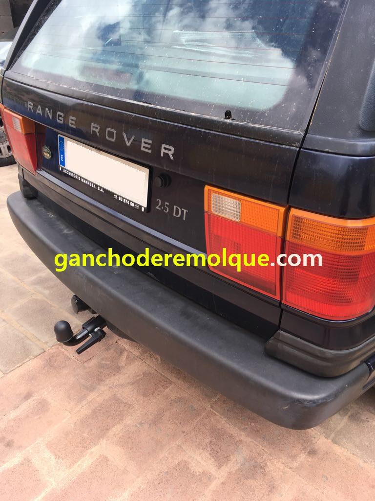 Land Rover Range Rover gancho de remolque bola enganche LP extraíble horizontal 2